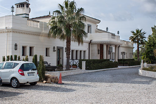 Bed & Breakfast Villa Rocamar